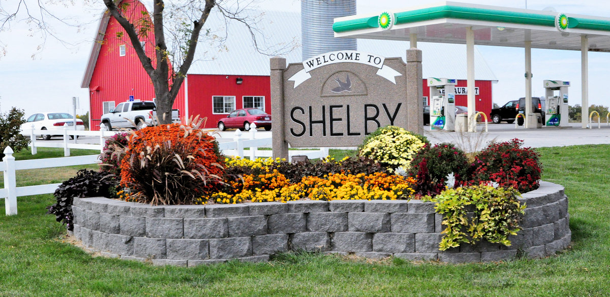 Welcome to The CIty of Shelby